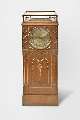 J B Winter Electric standing rolling ball clock mystery novelty Congreve Gothic