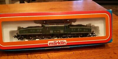 marklin 3056 - Locomotive électrique -Suisses Crocodile' Be 6/8 - SBB 13302
