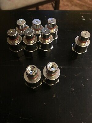 9 New Pyrochem Nozzles Free Shipping 1L 2H 2D