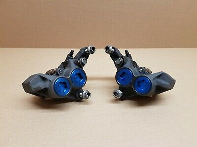 Yamaha XJR1300 Front brake calipers , Clean condition ,Fits 1998 - 2003