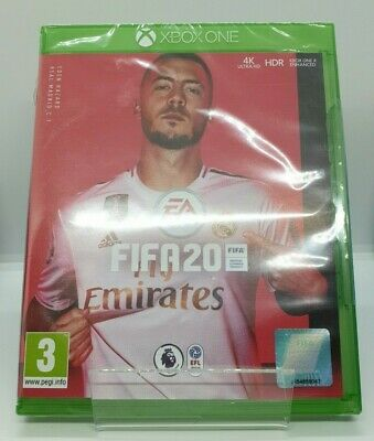 Fifa 20 (Xbox One Game) - Brand New & Sealed