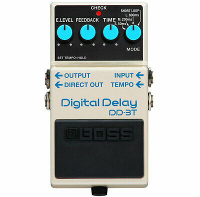 Boss DD-3T Digital Delay Dispositivo per effetti