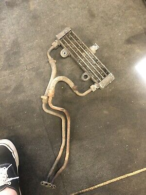 Kawasaki Gpz 750 Turbo Oil Cooler - 39061101810