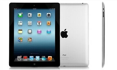 Cheap Apple iPad 4th Gen (A1460), 16GB, WIFI, cellular, 9.7in, silver, Grade A-B