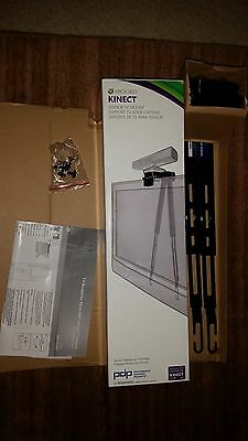 Pdp Kinect Sensor Tv Mount For Microsoft Xbox 360 Complete In Box Vg Cond