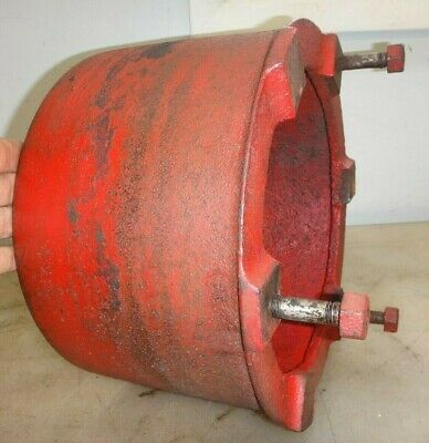 """12"""" PULLEY for 2-1/2hp to 12hp HERCULES ECONOMY JEAGER Hit Miss Gas Engine"""
