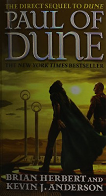 `Herbert, Brian/ Anderson, ...-Paul Of Dune BOOK NEW