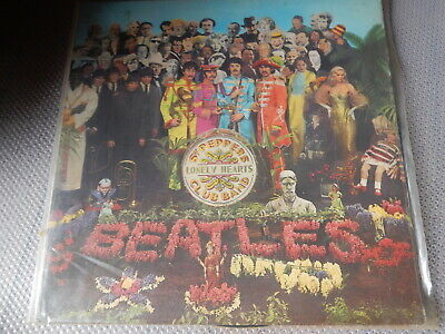 The Beatles - Sgt. Peppers Lonely Hearts Club Band - Vinyl LP - PCS 7027