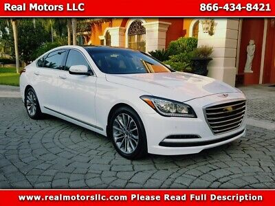 2015 Hyundai Genesis 3.8L Tech and Signature Packages 2015 Hyundai Genesis 3.8L Tech and Signature Packages 26k miles, Serviced, Inspe