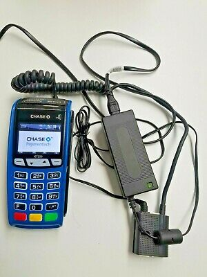 Ingenico ICT 250 Credit Card Terminal Chase Bank Branded