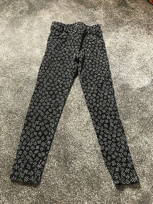 Girls Trousers Age 5-6 From TU