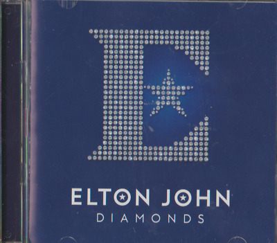 Elton John - Diamonds - 602567006572 - Greatest Hits Cd Album - 2 Disc Cd