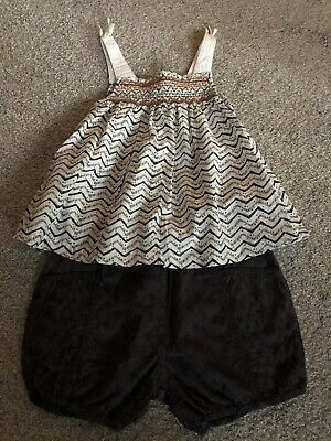 Girls Next 2 Piece Outfit 3/4 Years
