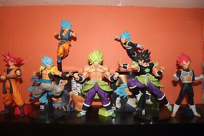 Dragon Ball Super Broly Ultimate Soldiers PVC Collection