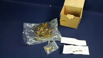 Alfry Clock Movement 340-020 81 Two Jewel Unadjusted Key Hands NOS 3-Day Refund