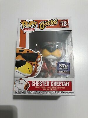 Funko Pop Chester Cheetah Cheetos Hollywood Grand Opening Exclusive