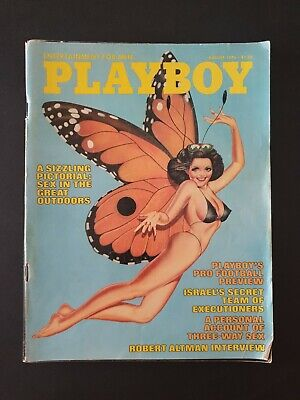 PLAYBOY - Entertainment For Men Magazine August 1976