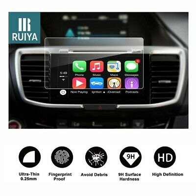 RUIYA 2017 Accord LX-S Ex-L Navigation Tempered Glass Protector 7In