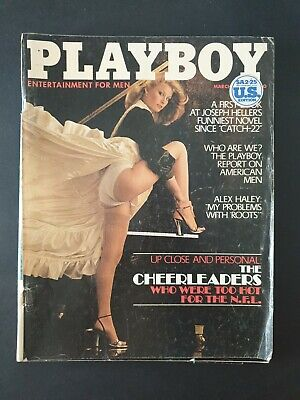PLAYBOY - Entertainment For Men Magazine March 1979