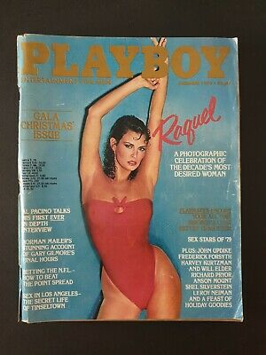 PLAYBOY - Entertainment For Men Magazine December 1979