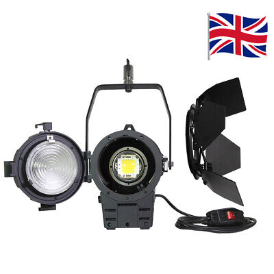 Dimming LED 100W Fresnel Spot Light For Camera Studio Video Photography Video