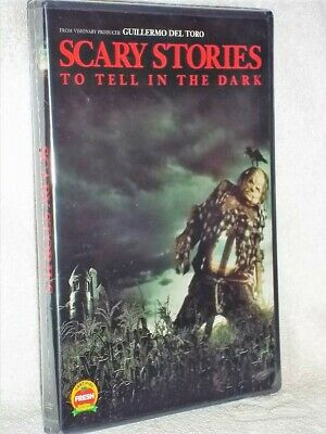 Scary Stories To Tell In The Dark (DVD, 2019) NEW Zoe Colletti Michael Garza
