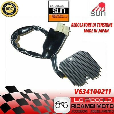 Regolatore [Sun] - Honda Vt 750 Black Widow (2001-2007) - Cod.v634100211