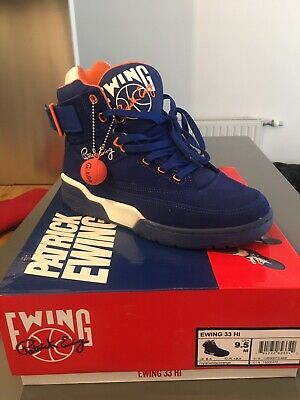 PAT EWING 33 Shoes Basketball Taille 43 EUR 60,00