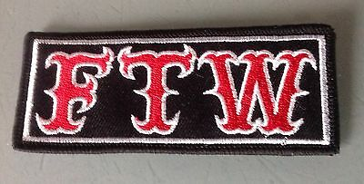 England Patch Bottom Rocker  Outlaw Biker 1/%er MC MCC Motorcycle Bike