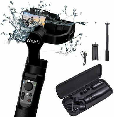 Hohem iSteady Pro 2 3-Axis Handheld Gimbal for Gopro Hero 7 6 5 4 3 With Gift