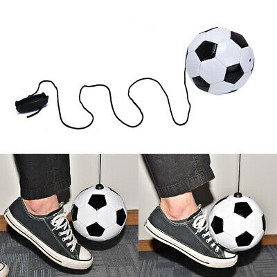 1pc Football Training Kick Soccer Ball With String Kids Beginner Practice Bal_HC