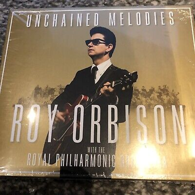 Roy Orbison and the Royal Philharmonic Orchestra Unchained Melodies BRANDNEW CD
