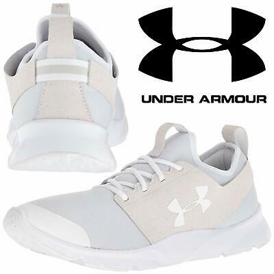 Under Armour UA Drift RN Men's Running Shoes Grey Trainers ✅ 24 Hr UK SHIPPING ✅