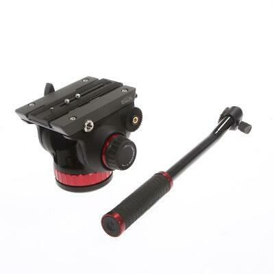Manfrotto MVH502AH Pro Video Head - Supports 8 Lbs SKU#1194845