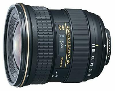 Tokina Super Wide-Angle Zoom Lens At X 116 Pro Dx Ii 11 16Mm F2.8 If Aspherical