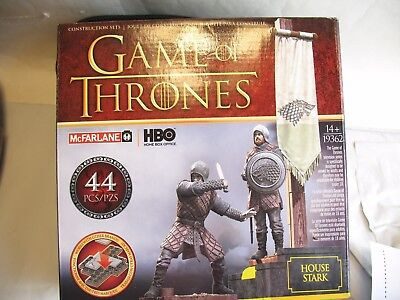 Game of Thrones 44 pieces House Stark new in box