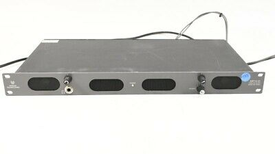 Wohler AMP1A-4S 10CH Analog Audio Monitor Panel Self Powered Speaker