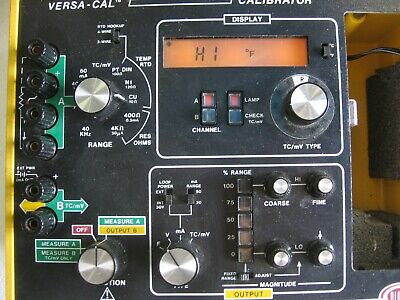Biddle Instruments 720390 Versa-Cal Electronic Calibrator