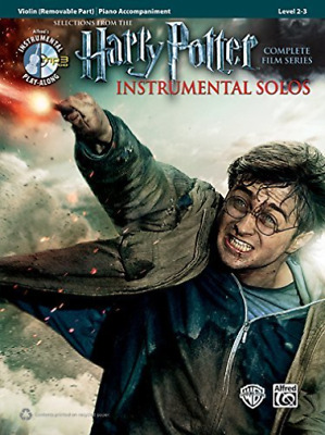 Alfred Music Publishing Co....-Selections From The Harry Potter Instrum BOOK NEW
