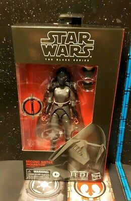 """Star Wars 6"""" Black Series SECOND SISTER INQUISITOR #95"""