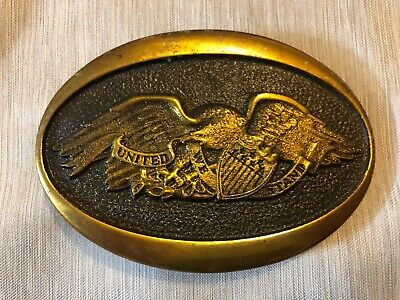 Eagle Head Belt Buckle Solid Brass Belt Buckle for 40mm width Belt Z248