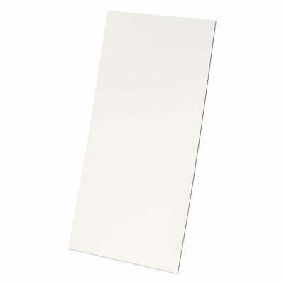10pcs x 200mm x 100mm WHITE Magnetic Labels Warehouse Racking Magnet Whiteboard
