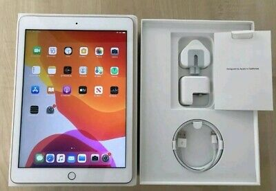 Apple iPad 6th Gen. 32GB, Wi-Fi, 9.7in - ROSE GOOD EXCELLENT CONDITION WITH BOX