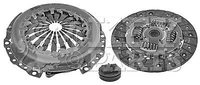 fits CITROEN C3 Mk1 1.4 02 to 10 B/&B New Clutch Kit 3pc Cover+Plate+Releaser