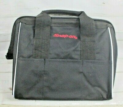 Snap On Carrying Bag Black Zip Up *FREE SHIPPING*