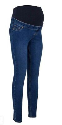 New Look Maternity Over The Bump Jeggings