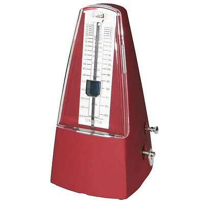 Catfish Jx-Ii Conductor Metronome Dark Red with Bell