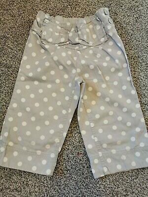 Girls Next cropped Trousers 4-5yrs