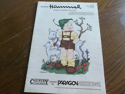 Hummel Designs in Counted Cross Stitch