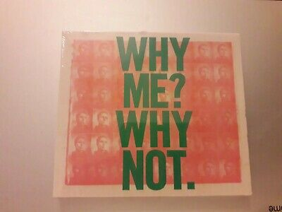 Liam Gallagher - Why Me? Why Not. - Limited Edition Cd In Slipcase - New Sealed